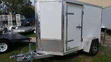10x4 single axle Enclosed Trailer Clontarf Redcliffe Area Preview