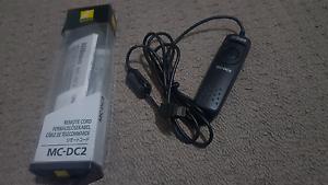 Nikon MC-DC2 remote cord shutter release cable Parramatta Parramatta Area Preview