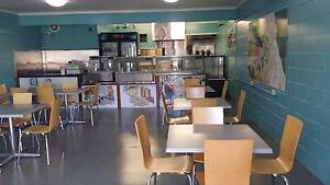 CAFE TAKEAWAY FOR SALE FULLY REFURBISHED FULLY EQUIPPED. Kingston Logan Area Preview