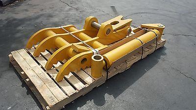 New 34 X 75 Heavy Duty Hydraulic Thumb For Caterpillar Excavators
