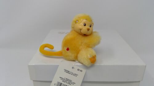 1985 American Greetings Care Bear Clippit Monkey - W/Tag
