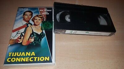 Tijuana Connection - Fred MacMurray - Claire Trevor - VMP Verleihtape (NEU)  VHS