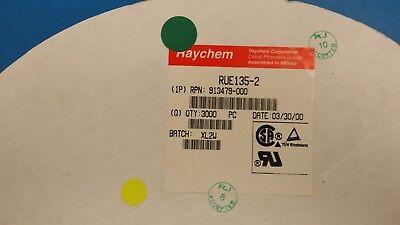 10 Pcs Rue135-2 Raychem Ptc Resettable Fuse 40a 30vdc