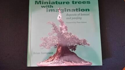 Photographic Book Bonsai Aspects of Miniature Trees Brian Sampson