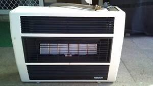everdure commander 21mj gas heater manual