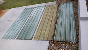 3.1m roofing iron tin sheets metal sheeting corrigated iron Narangba Caboolture Area Preview