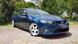 Supercharged 2009 Ford FG XR8 Ute Coorparoo Brisbane South East Preview
