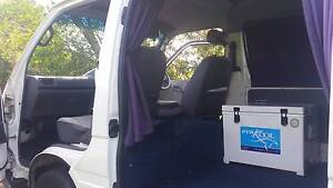 2000 Toyota Commter Hiace CamperVan Maleny Caloundra Area Preview