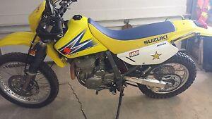 2006 DR 650 Suzuki