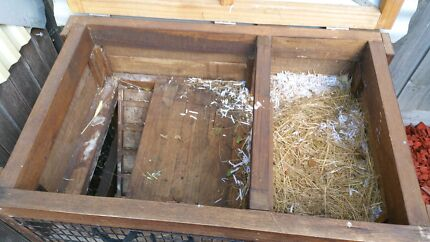 Rabbit/guinea pig hutch Narre Warren South Casey Area Preview