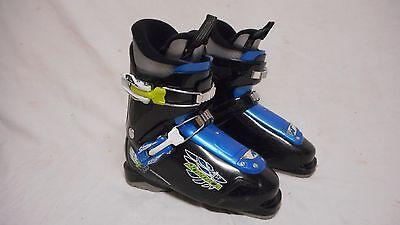 Nordica Fire Arrow Youth Ski Boots Used SIze 21.5 Mondo
