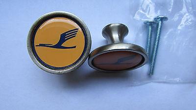 Lufthansa Airlines Cabinet Knobs, Lufthansa Airlines  Logo Cabinet Knobs ,