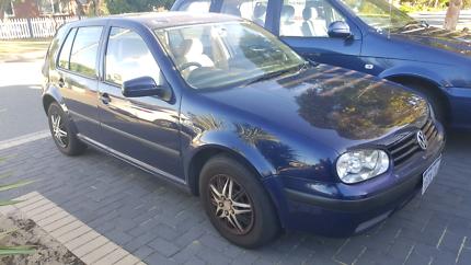 Volkswagen Golf 2001 Auto