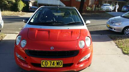 2005 Smart Forfour Pulse Auto and manual with 110000 klms .