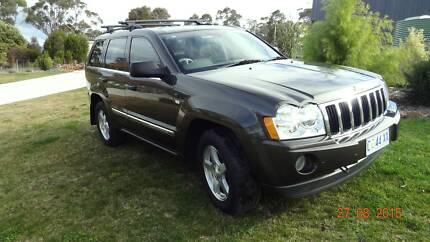 2007 Jeep Grand Cherokee Limited Diesel Wagon Orford Glamorgan Area Preview