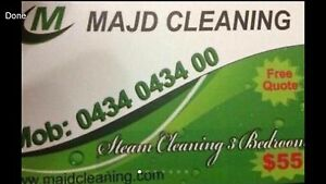 carpet steam cleaning 3 bedrooms $55 Epping Whittlesea Area Preview