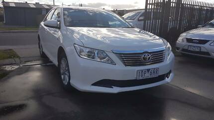 2013 Toyota Aurion AT-X Sedan AUTO Williamstown North Hobsons Bay Area Preview