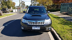 2012 Subaru forester 2. TD for sale 12 months rego Tullamarine Hume Area Preview