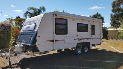 Windsor Royale Semi Off-Road Caravan Greenock Gawler Area Preview