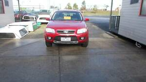 Ford Territory SY 7 seater 09 Warrenheip Ballarat City Preview