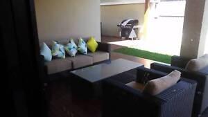 Royalle Outdoor Sofa 4pc Set