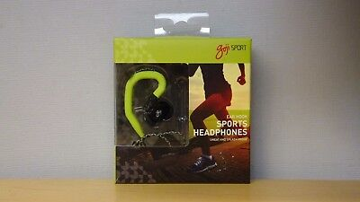 original GOJI GSPOOK16 Headphones Black&Green for android iphone htc sony apple