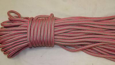 "1/2"" x 200' Double Braid Rope, Arborist Bull Rope, Rigging Line, Hoist Line, NEW"