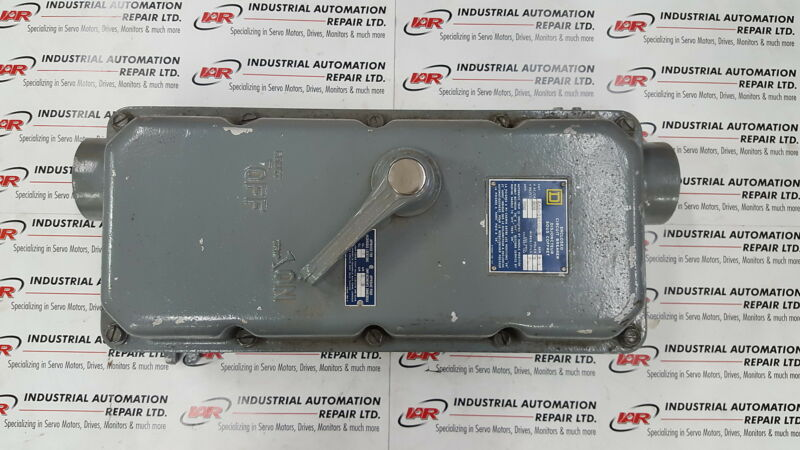 SQUARE D CIRCUIT BREAKER KA3-36200-X