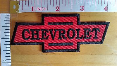 CHEVROLET Embroidered iron on patch badge applique car automobile car fabric
