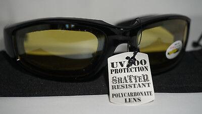 Night Driving Sunglasses 8651PND Polycarbonate Lens Sunglasses