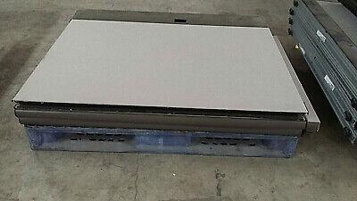 Herman Miller Cubicle Panels 48 X 39 Light Brown K1120-6348c-3151299 Lot Of 3