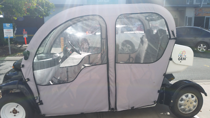 Golf Buggy - 4 Seater
