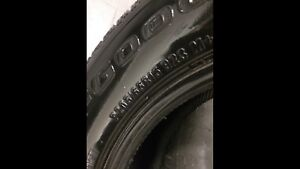 205/65/15 hiver winter  2 tires 50$