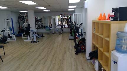 Fully Equipped gym for rent in Mosman