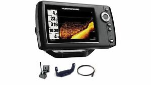 2018 Boat Parts Humminbird Helix 5 DI GPS G2 w/Nav. Card