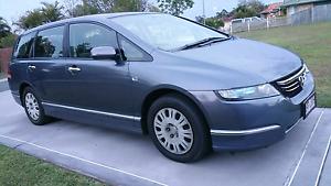 2006 Honda Odyssey, Auto, 165,000km, 7 seats, Cheapest in QLD Loganlea Logan Area Preview