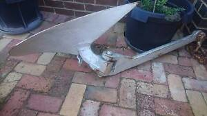 Plough Anchor- Galvanized- suit large boat 50 foot + Padbury Joondalup Area Preview
