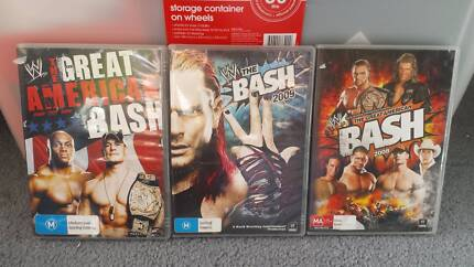 WWE The Great American Bash DVD Set Beechboro Swan Area Preview