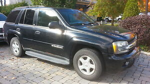 2002 Chevrolet Trailblazer LS 4X4