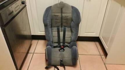 Infa secure 2 in 1 baby car seat & car booster seat