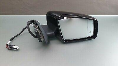 Orig Mercedes GLA X156 Außenspiegel Mem UFB EC Side-Asisst Rechts Nachtschwarz