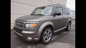 Looking for any year Honda Element,
