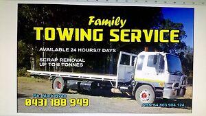 family towing service 24/7 Cessnock Cessnock Area Preview