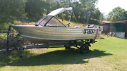4 meter seahunter 30hsp touhatso  Kingsthorpe Toowoomba Surrounds Preview