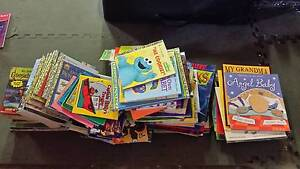 Bulk lot childrens kids books picture & chapter teacher library Loganholme Logan Area Preview