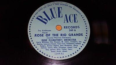 DUKE ELLINGTON Rose Of The Rio Grande/ Prelude To A Kiss 10