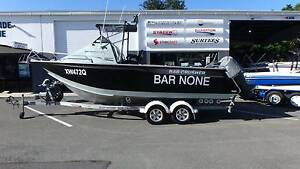 2012 Bar Crusher 680C Cuddy Cabin + Yamaha F200CET 200hp 4-Stroke Boondall Brisbane North East Preview