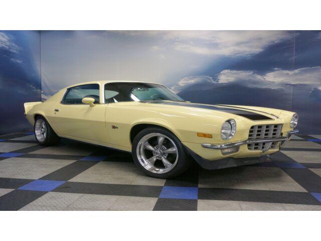 Imagen 1 de Chevrolet Camaro yellow