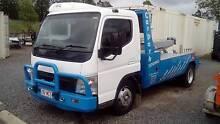2007 mitsubushi fuso pull and tow truck Yatala Gold Coast North Preview