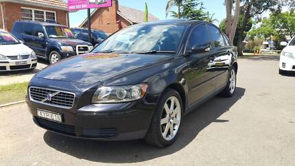 2006 VOLVO S40 AUTOMATIC ONLY $4500 Parramatta Parramatta Area Preview